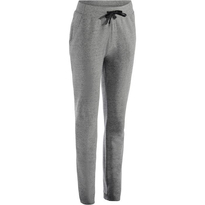 Pantalon 900 Gym & Pilates femme - 1273123