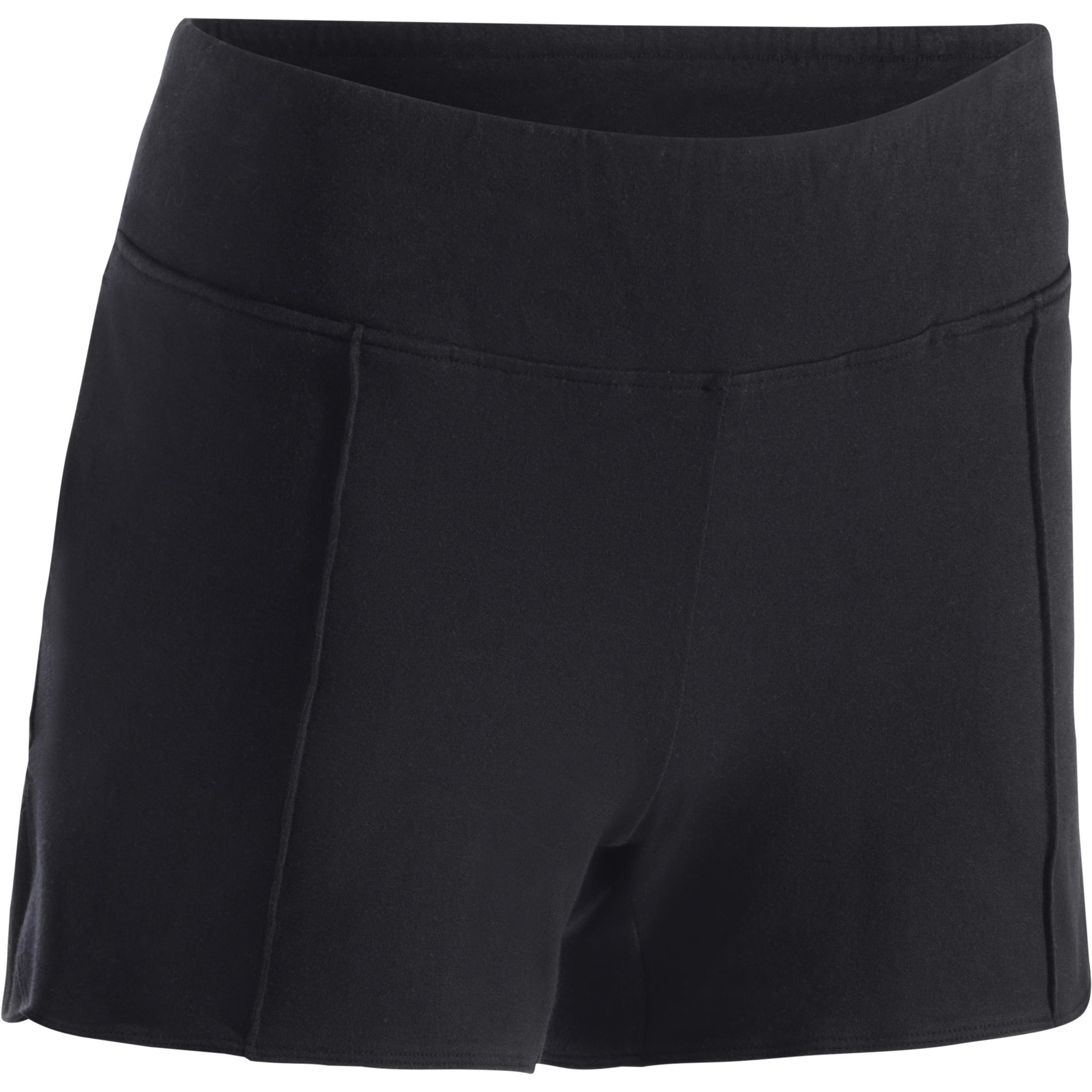Short 520 Gym et Pilates Femme noir