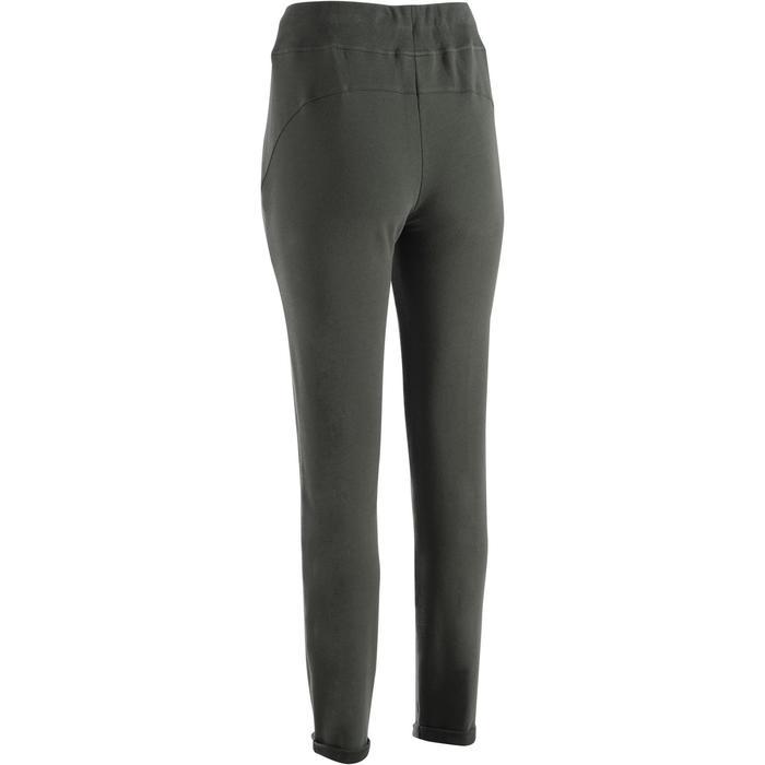 Pantalon 920 slim Gym & Pilates femme - 1273180