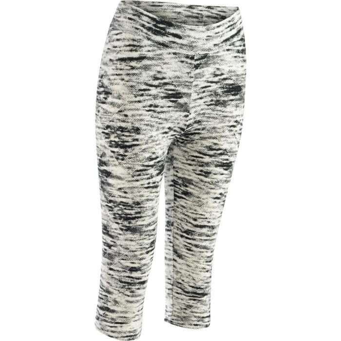 Corsaire slim Gym & Pilates femme FIT+ - 1273202