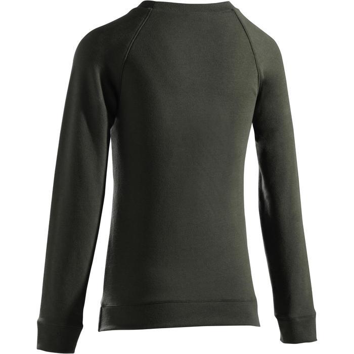 Sweat-shirt 100 Gym & Pilates Femme - 1273209