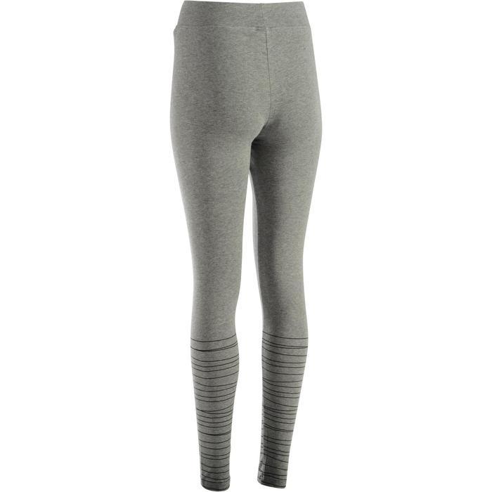 Legging FIT+ 500 slim Gym & Pilates femme - 1273210