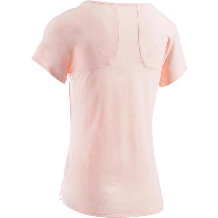 T-Shirt 900 manches courtes Gym & Pilates femme - 1273236