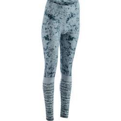 Legging slim Gym & Pilates femme  FIT+