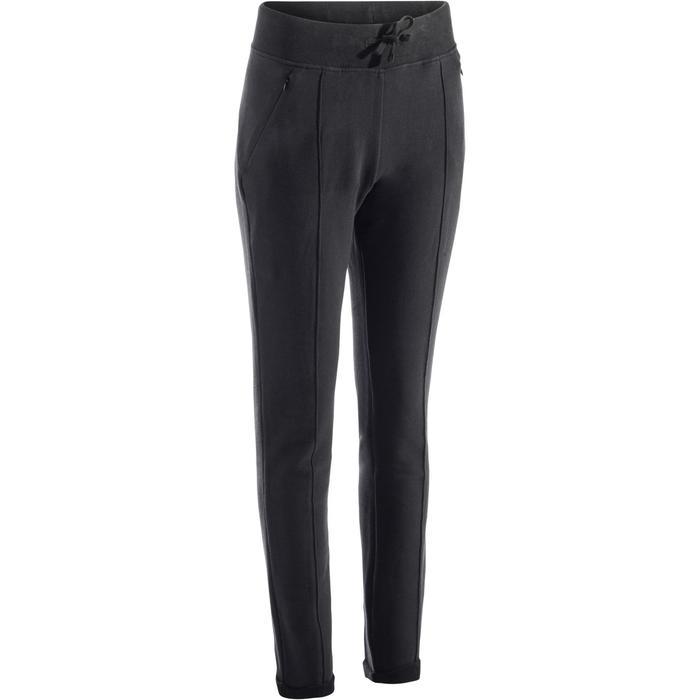 Pantalon 920 slim Gym & Pilates femme - 1273262
