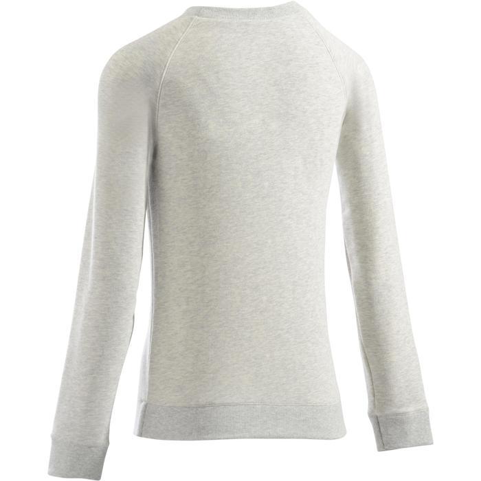 Sweat-shirt 100 Gym & Pilates Femme - 1273280