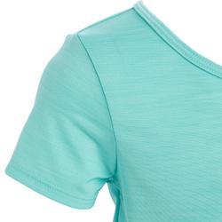 T-Shirt 560 manches courtes Gym Baby bleu