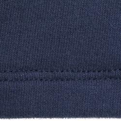 Chaqueta Gimnasia Infantil 100 Azul