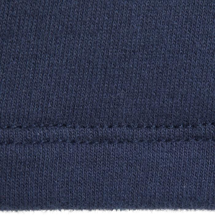Vest 100 voor kleutergym blauw