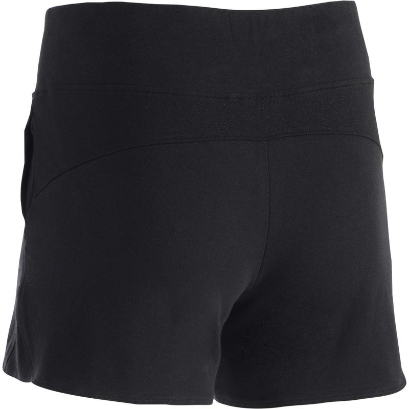 Dámské šortky 520 na cvičení černé  f3822ffc61