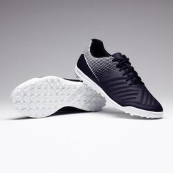 Voetbalschoenen Agility 100 HG zwart/wit