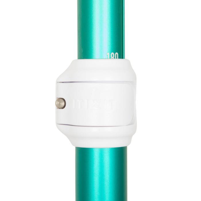 SUP-Paddel Stand Up Paddle 100 verstellbar 140–180cm grün