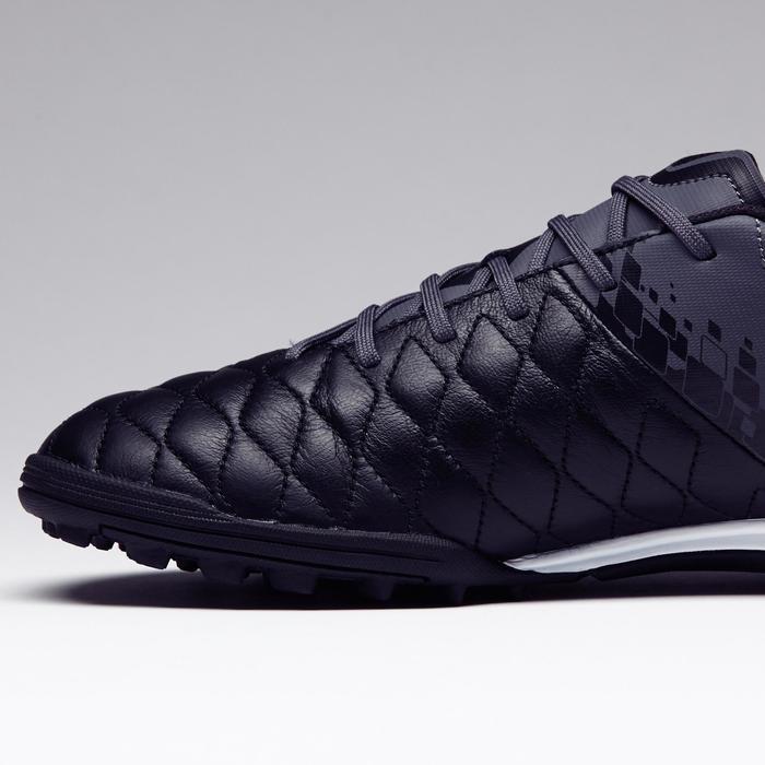 Chaussure de football adulte terrains durs Agility 700 HG noire grise - 1273563
