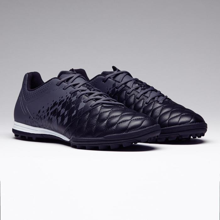Chaussure de football adulte terrains durs Agility 700 HG noire grise - 1273564