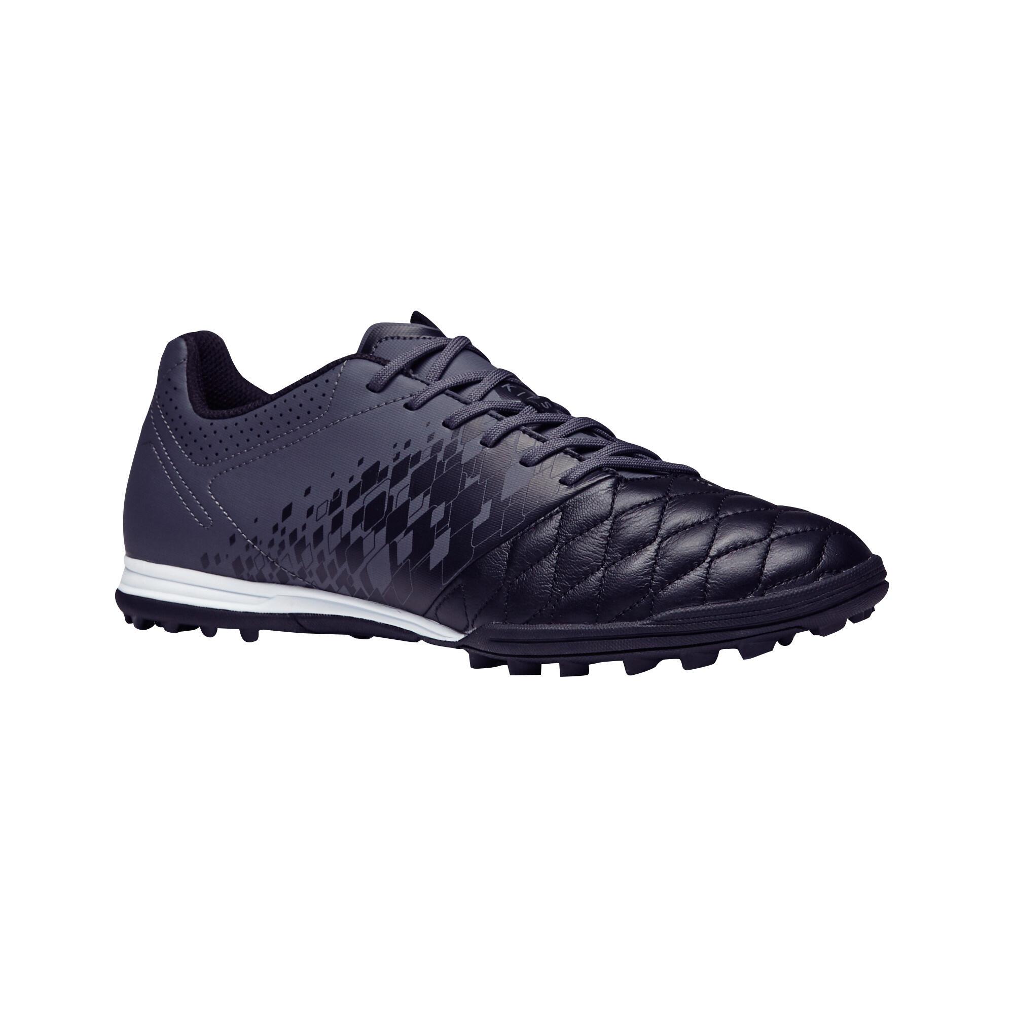 Kipsta Voetbalschoenen Agility 900 Pro HG voor volwassenen zwart/grijs
