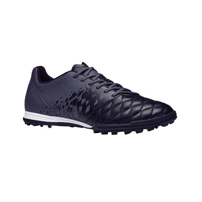 Chaussure de football adulte terrains durs Agility 700 HG noire grise - 1273568