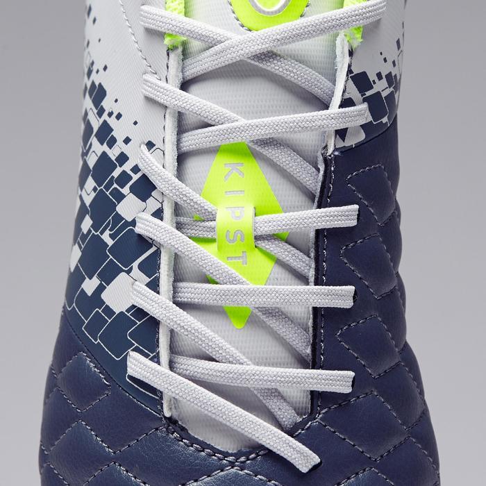 Chaussure de football adulte terrains secs Agility 500 FG bleue - 1273581
