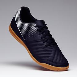 Zaalvoetbalschoenen voor volwassenen Agility 100 zwart