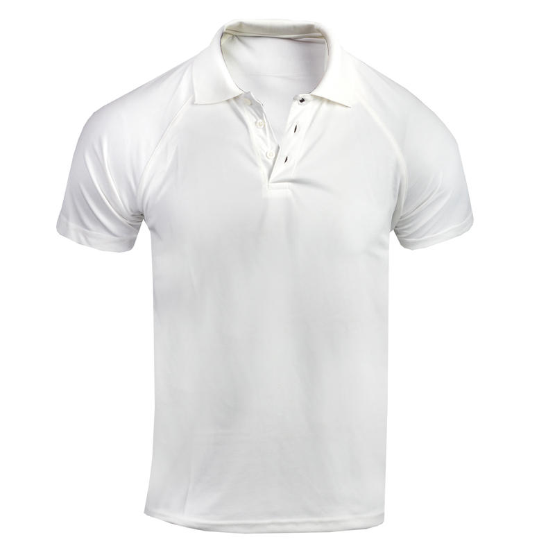 JR CRICKET WHITE POLO PW 900