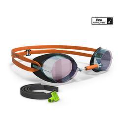 Zwembrilletje spiegelende glazen