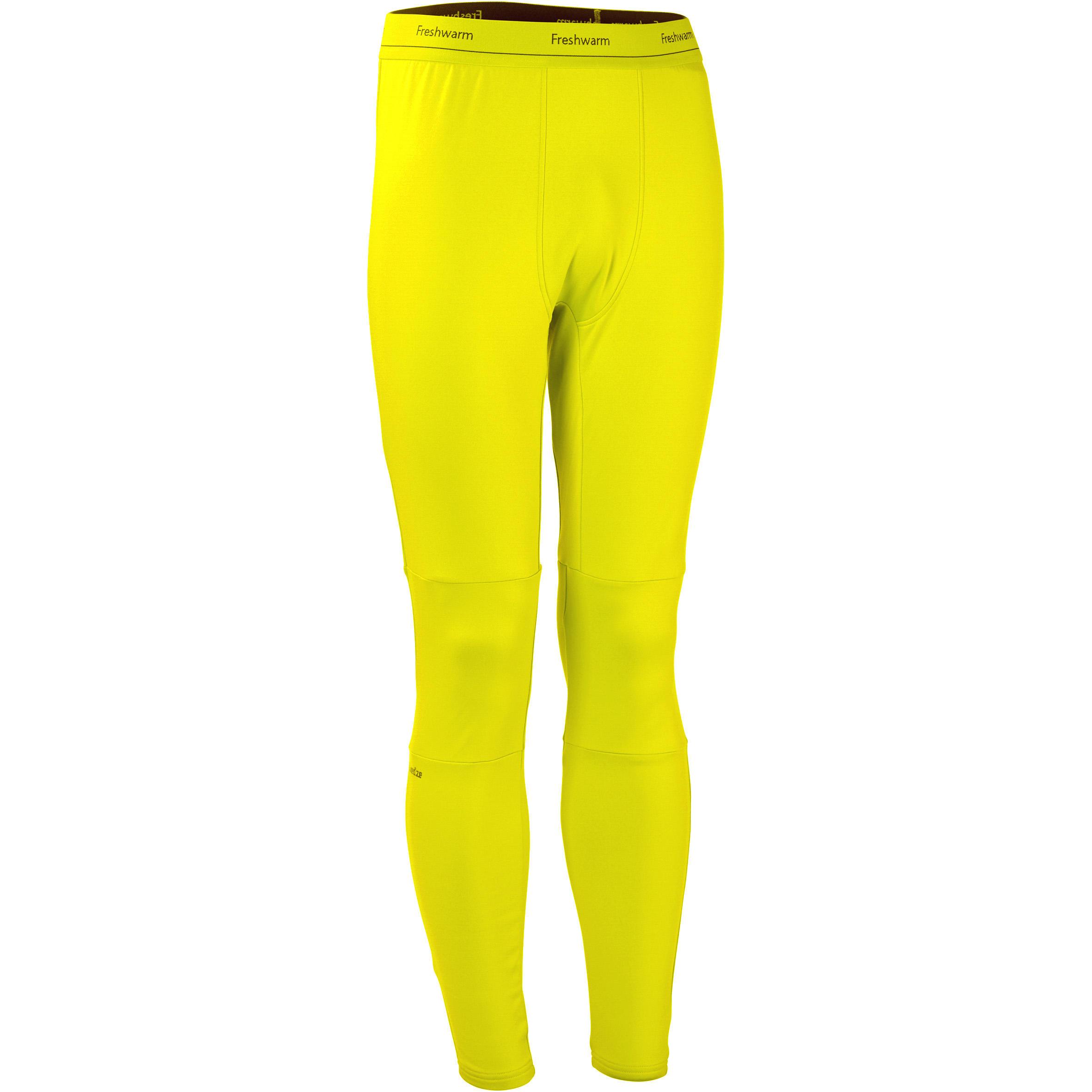 Sous Pantalon Ski Jaune New Freshwarm De Vêtement Homme lJcTFK31