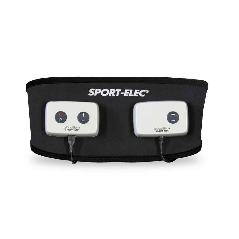 ELECTRICAL MUSCLE STIMULATORS Fitness and Gym - Global Stim Sport Elec SPORT ELEC - Fitness and Gym