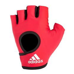 Guante training Adidas climalite Rosa