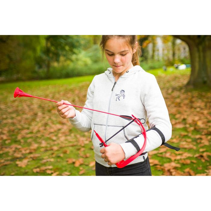 SET TIR A L'ARC EASYTECH ROUGE