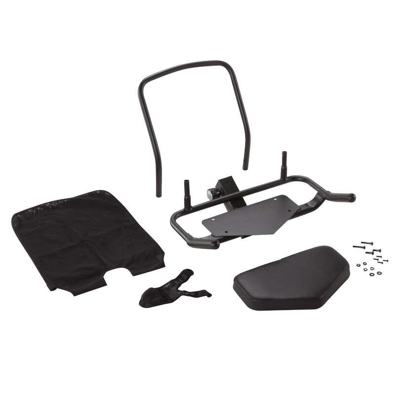 ACCESSOIRIES ELLIPTICAL BIKE Fitness and Gym - Seat + Frame Kit DOMYOS - Gym Equipment Repair