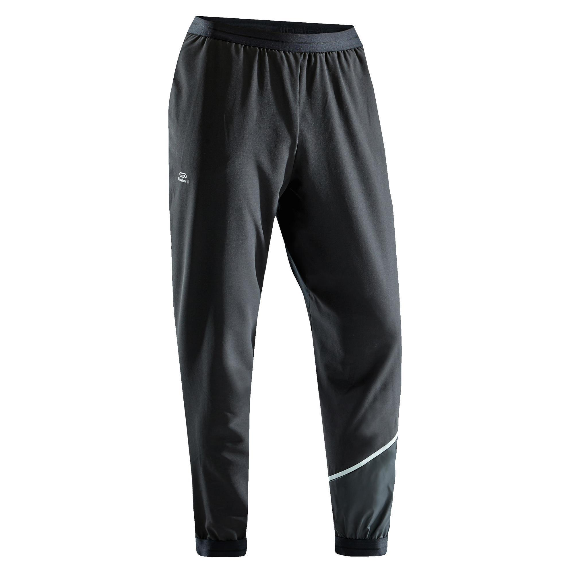 Laufhose Run Dry Herren schwarz | Sportbekleidung > Sporthosen > Laufhosen | Kalenji