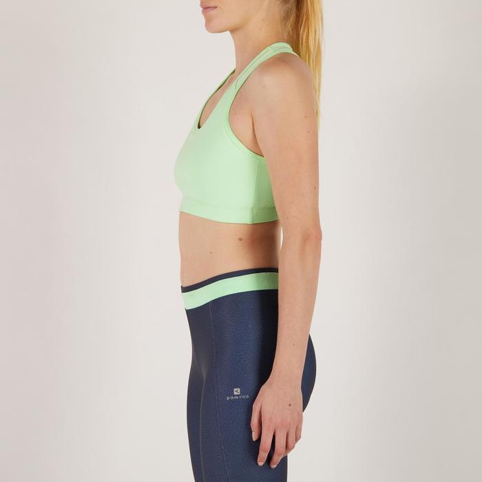 Brassière fitness cardio-training femme 100 - 1274385