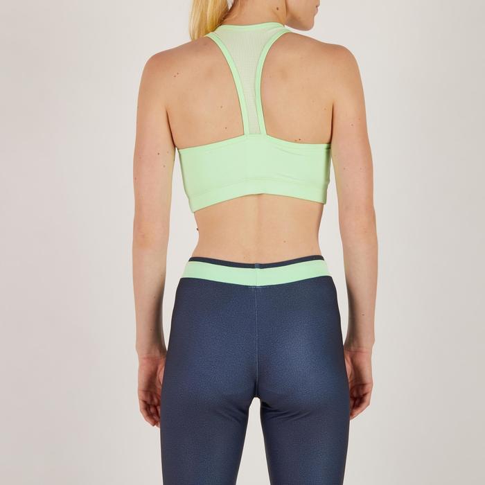 Brassière fitness cardio-training femme 100 - 1274388