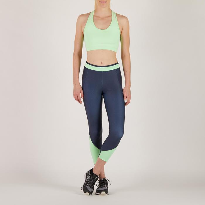 Brassière fitness cardio-training femme 100 - 1274391