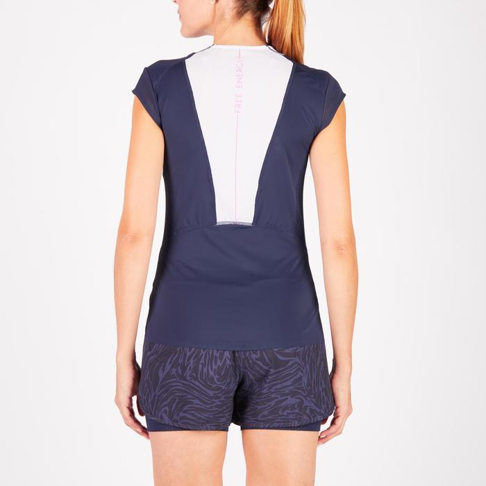 T-shirt fitness cardio femme 900 Domyos - 1274398