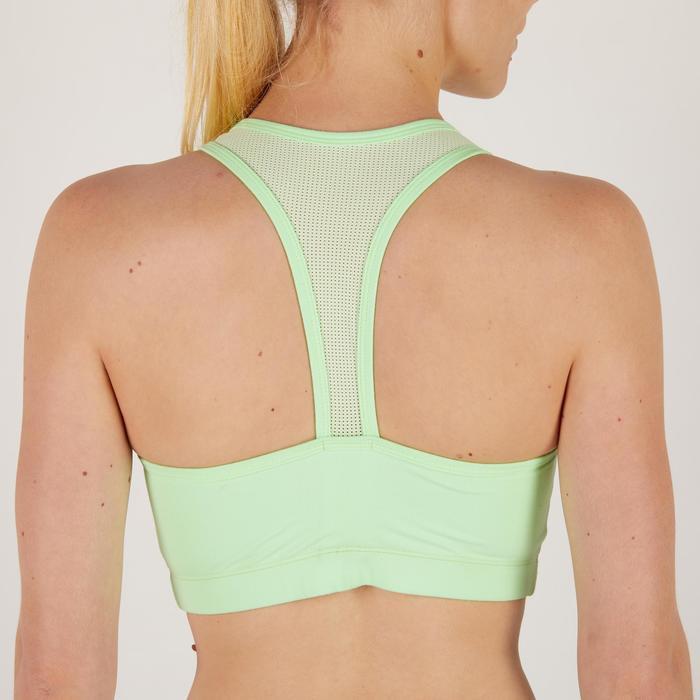 Brassière fitness cardio-training femme 100 - 1274403