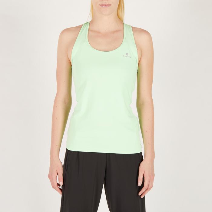 Débardeur fitness cardio femme MY TOP - 1274427