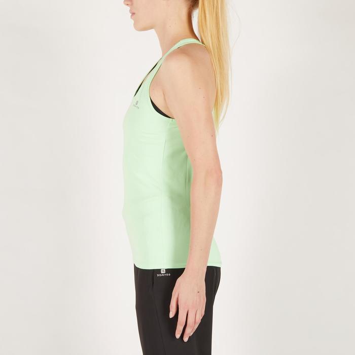 Débardeur fitness cardio femme MY TOP - 1274430