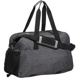30L Fitness Bag - Grey/Pink