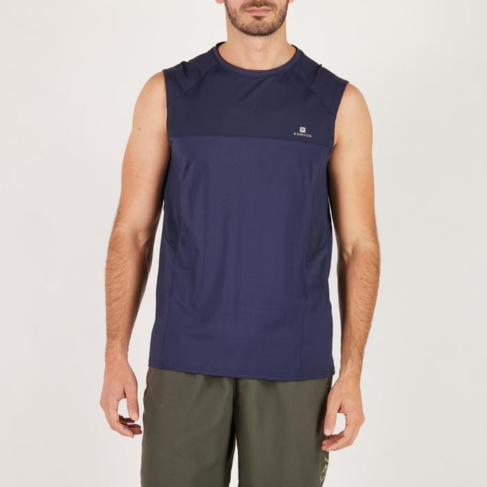 Débardeur fitness cardio-training homme FDE 500 - 1274487