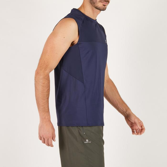 Débardeur fitness cardio-training homme FDE 500 - 1274496