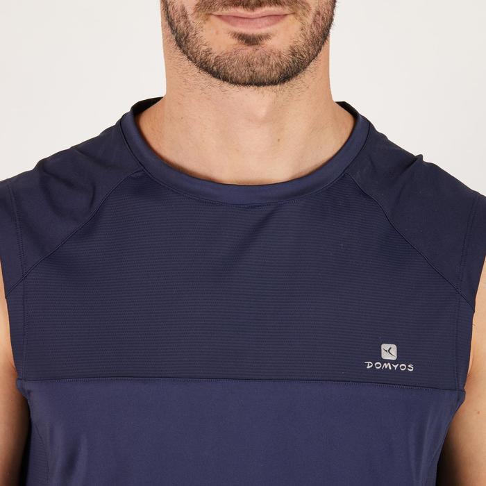 Débardeur fitness cardio-training homme FDE 500 - 1274508