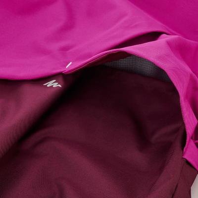 מעיל טיולים לילדים מסוג MH500 - סגול