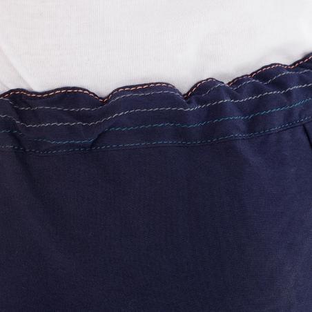 MH100 Celana Pendek Anak biru laut 2-6 TAHUN