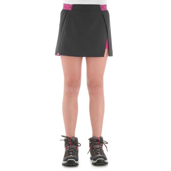 Jupe short de randonnée fille Hike 100 - 1274914