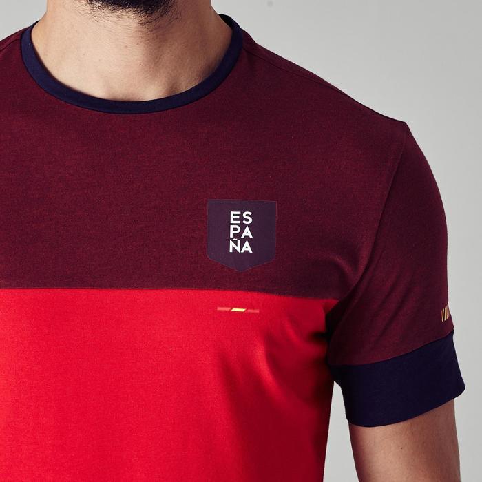 T-shirt de football adulte FF100 Espagne - 1274985