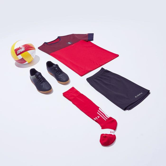 T-shirt de football adulte FF100 Espagne - 1274987