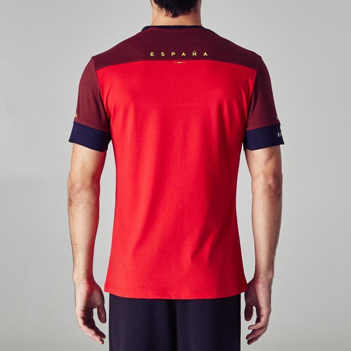 T-shirt de football adulte FF100 Espagne - 1274988