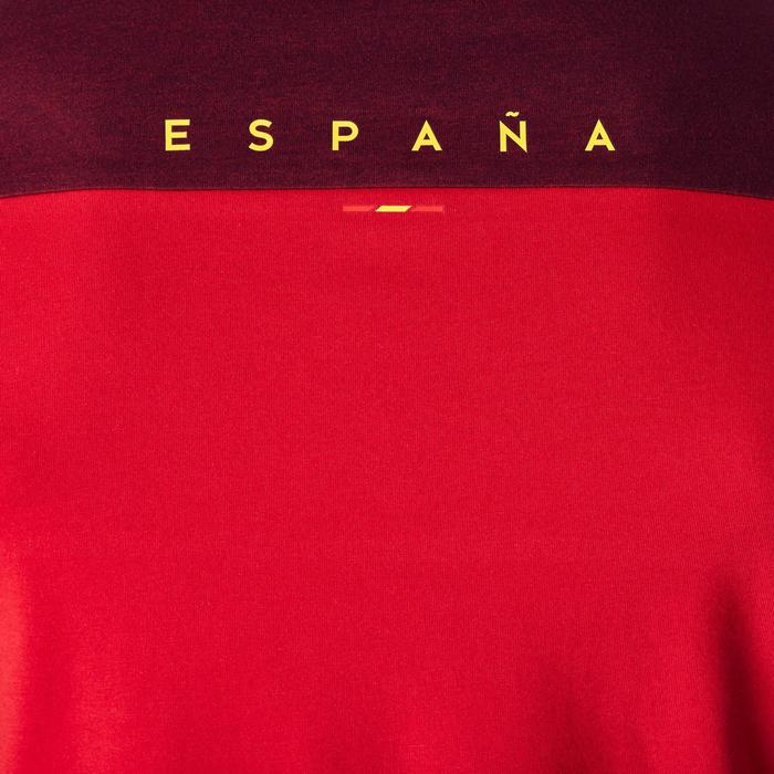 T-shirt de football adulte FF100 Espagne - 1274993