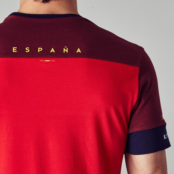 T-shirt de football adulte FF100 Espagne - 1274995