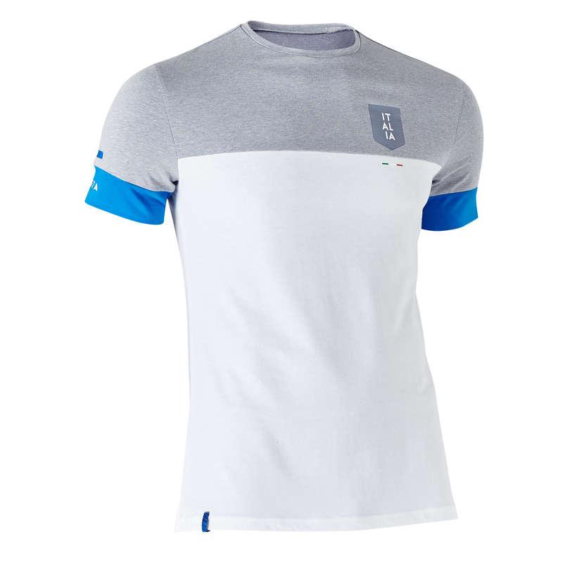 Itália Mundial 2014 DESP. COLETIVOS - T-shirt Futebol FF100 Itália KIPSTA - All Catalog